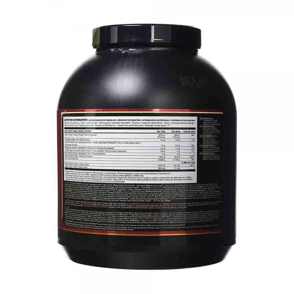100% Whey Gold Standard, Optimum Nutrition, 2300g 1