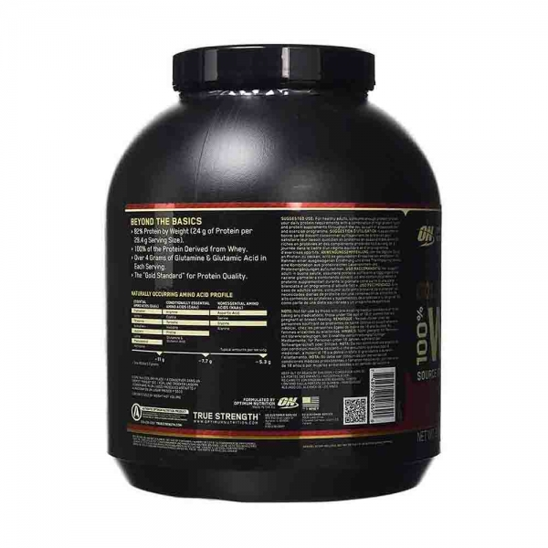 100% Whey Gold Standard, Optimum Nutrition, 2300g 2