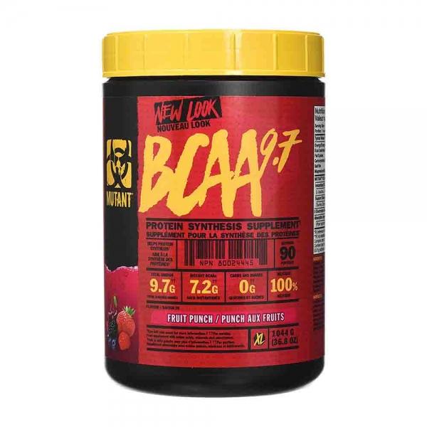 BCAA 9.7, Mutant Nutrition, 340g 0