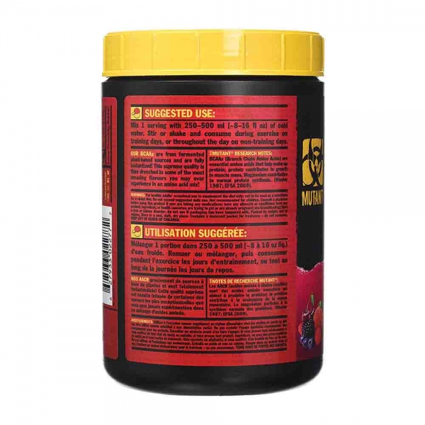 BCAA 9.7, Mutant Nutrition, 340g 2