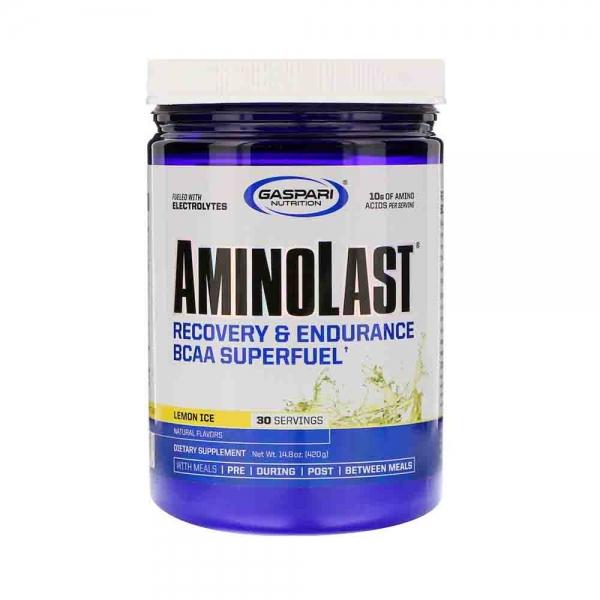 Aminolast, Gaspari Nutrition, 420g 0