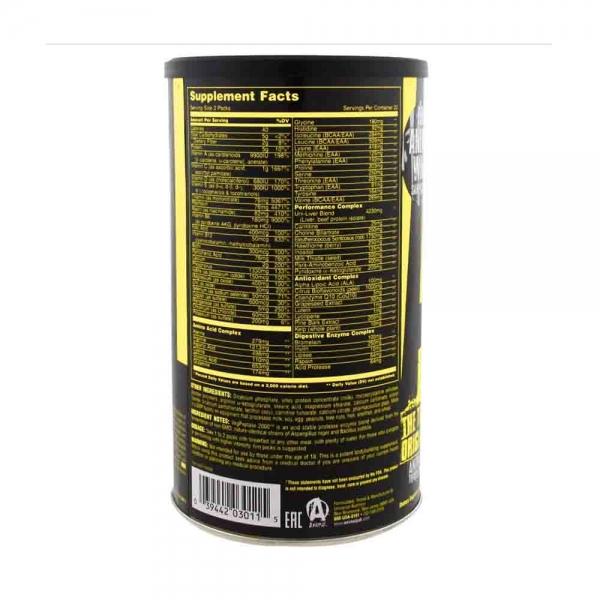 Animal Pak, Universal Nutrition, 44 plicuri 1