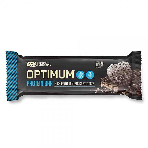 Batoane proteice Optimum Nutrition Protein Bar, ON 10x60g 1
