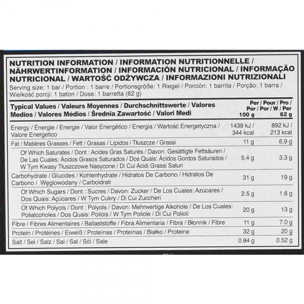 Batoane proteice Optimum Nutrition Protein Bar, ON 10x60g 2