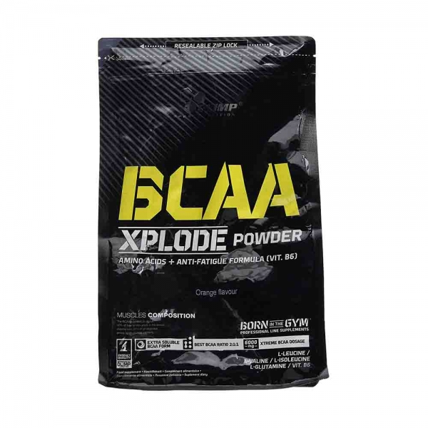 BCAA Xplode, Olimp Nutrition, 1000g 0