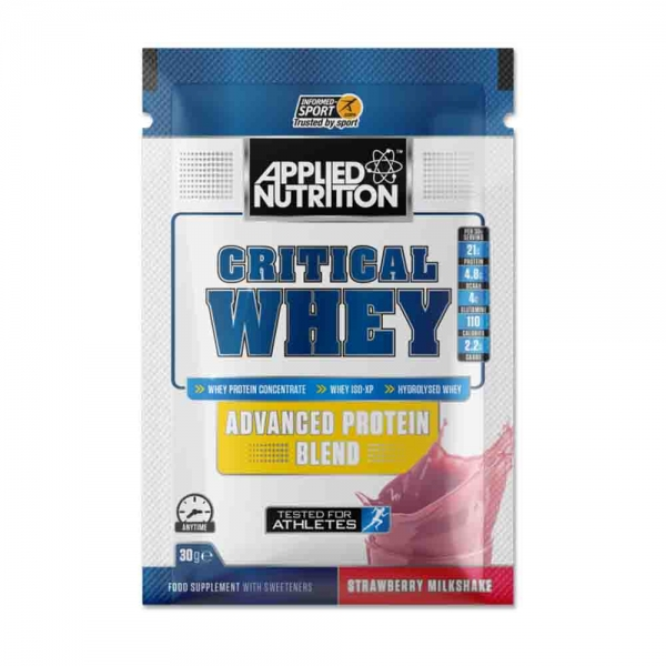 Critical Whey - Applied Nutrition - 30g 0