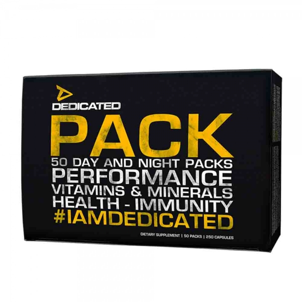Dedicated Pack, Dedicated Nutrition, 50 plicuri 0