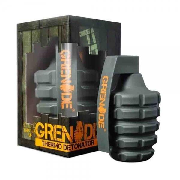 Grenade Thermo Detonator, Grenade, 100 caps 1