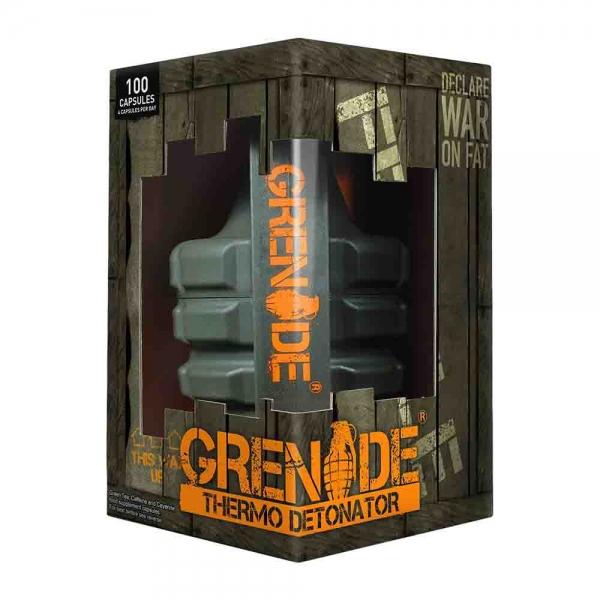 Grenade Thermo Detonator, Grenade, 100 caps 0
