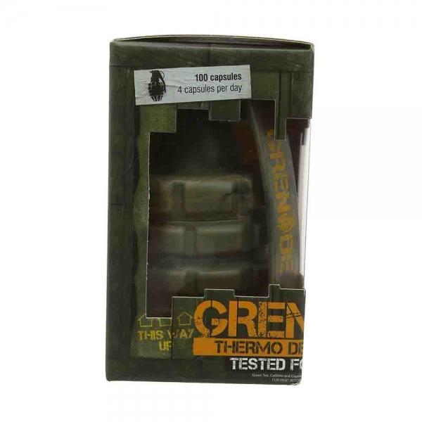 Grenade Thermo Detonator, Grenade, 100 caps 3