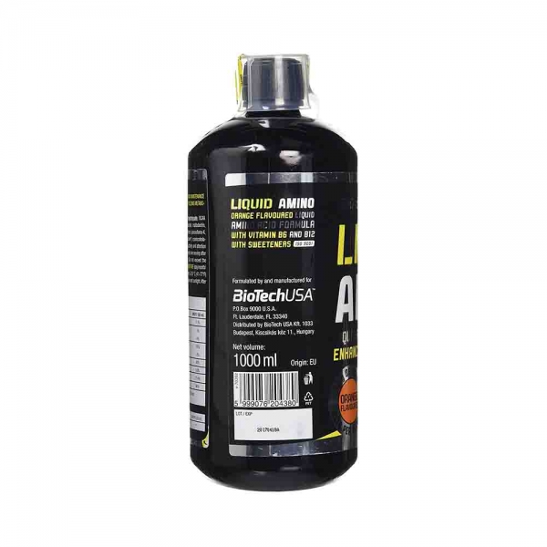 Liquid Amino, BioTech USA, 1000ml 1