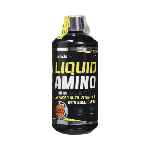 Liquid Amino, BioTech USA, 1000ml 0