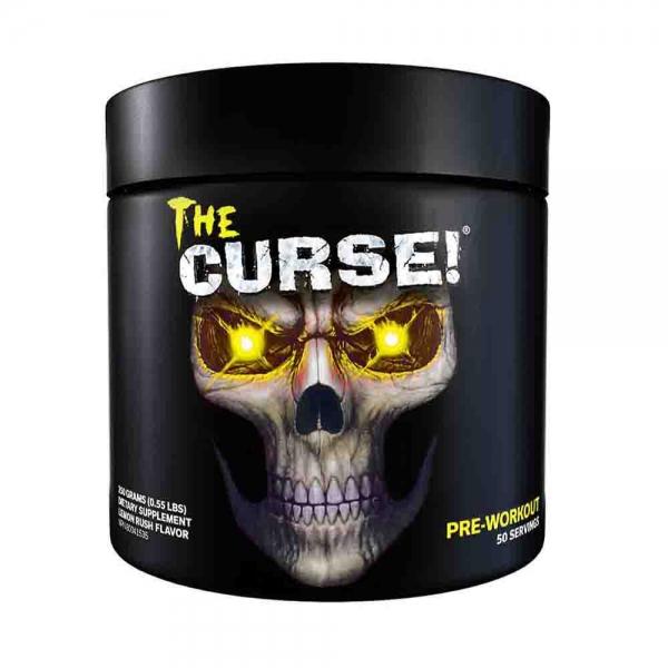 The Curse Pre-workout, Cobra Labs, 250g, JNX 0