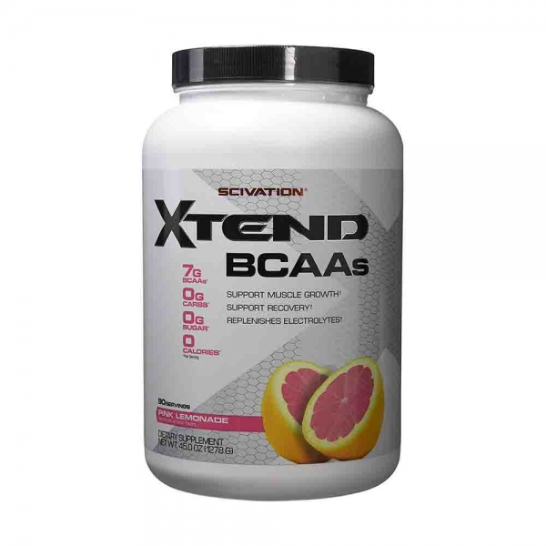 Xtend BCAAs, Scivation, 1290g, 90 serviri 0
