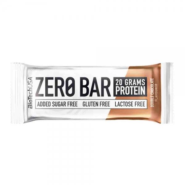 Zero Bar Protein, BioTech USA, 20x50g 1